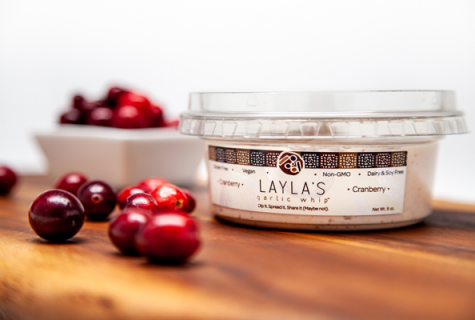 Layla's-Cranberry-Garlic-WhipTM-Layla's-Food-Company-Woodbridge-VA