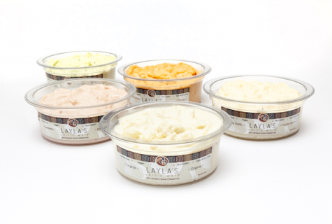 Layla's-Garlic-WhipTM-Variety-Flavors-Layla's-Food-Company-Woodbridge-VA