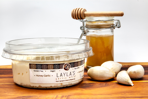 Layla's-Honey-Garlic-WhipTM-Layla's-Food-Company-Woodbridge-VA