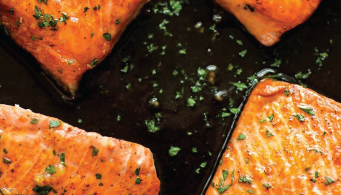 Honey-Garlic-Salmon-Recipe---Layla's-Garlic-Whip
