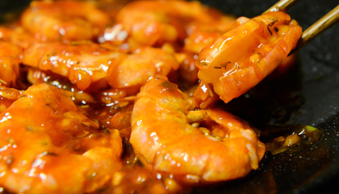 Honey-Garlic-Shrimp-Recipe---Layla's-Garlic-Whip