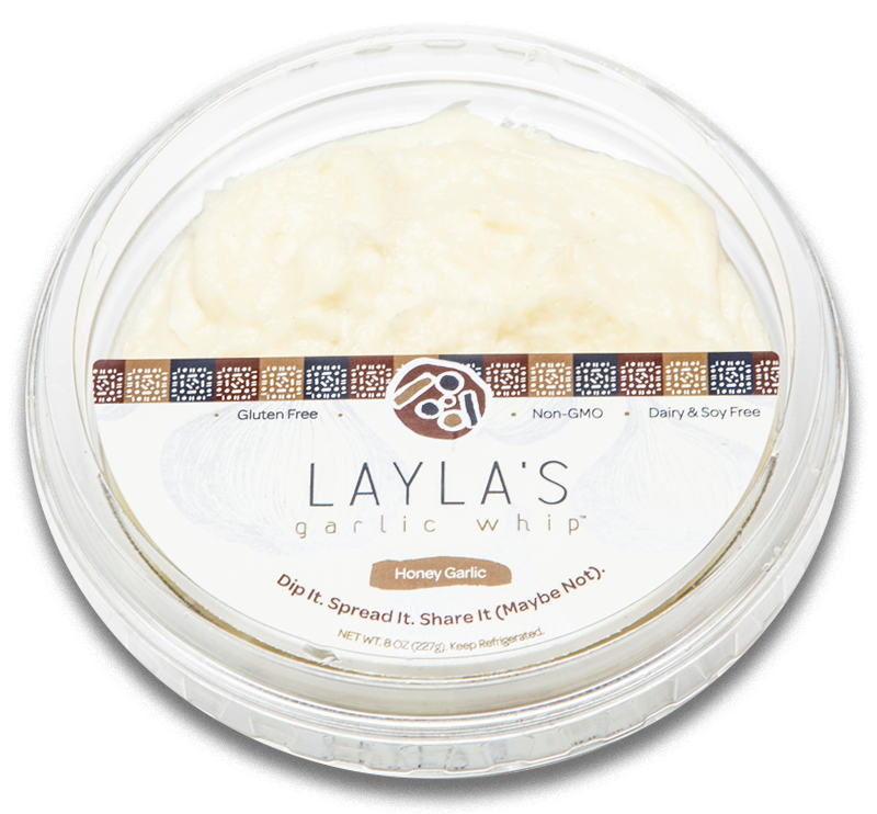 Laylas-Garlic-Whip-1---Honey-Garlic
